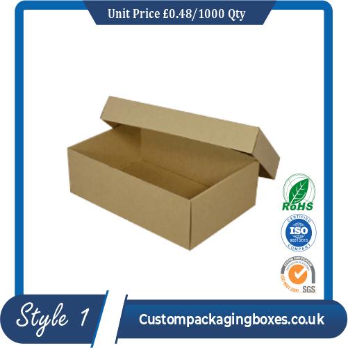 Custom Shoe Boxes Manufacturer