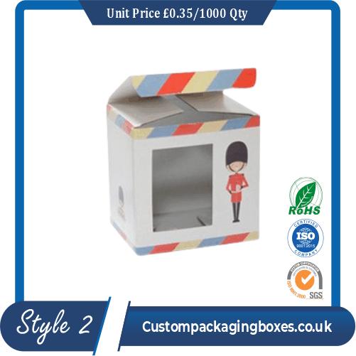 Die-Cut Packaging Boxes Printing