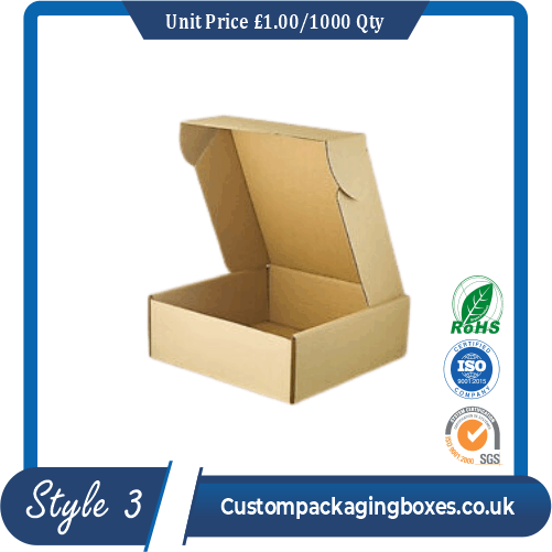 Small Cardboard Packaging Boxes
