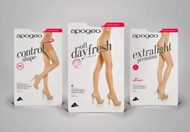Apogeo Tights Packaging