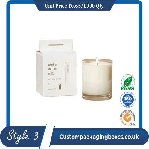 Candle Wrap Packaging