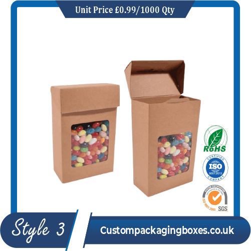 Candy Packaging Boxes