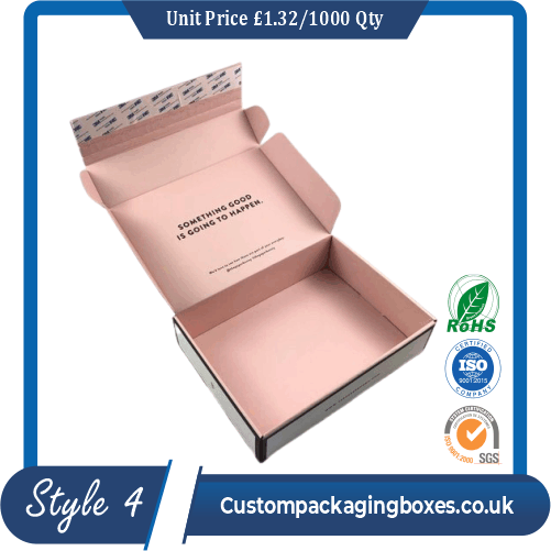Compact Blushes Boxes