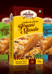 Masala Packaging Boxes