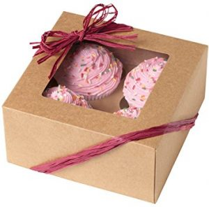 Tuck End Auto Bottom Cupcake Box