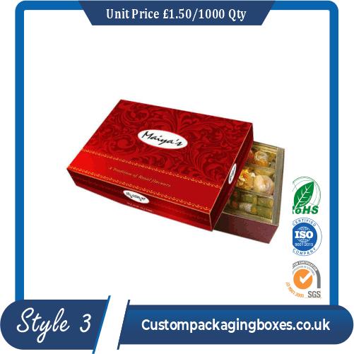 Sweet Gift Box With Sleeve