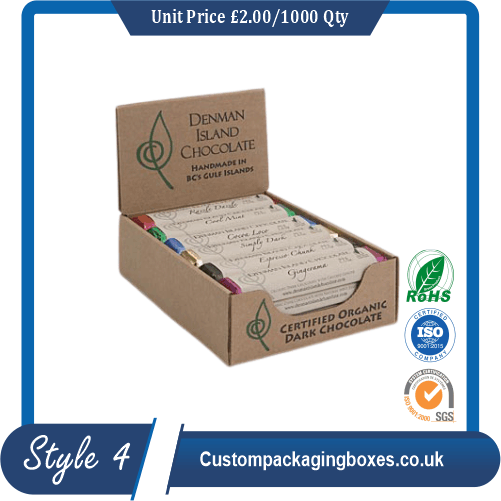 Chocolate Cardboard Boxes