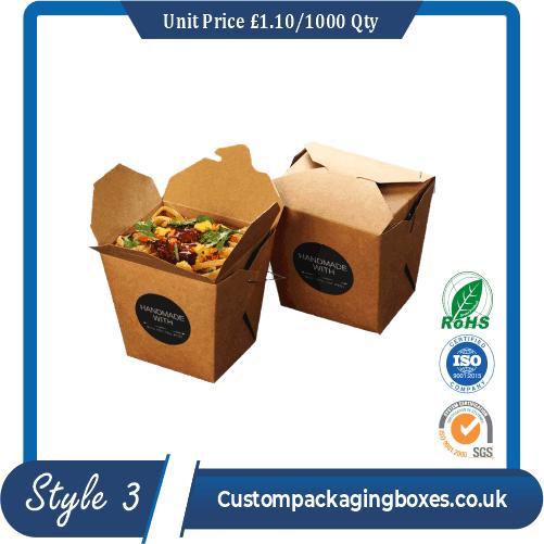 Custom Food Boxes