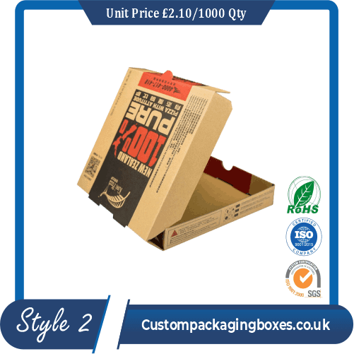 Kraft Pizza Boxes