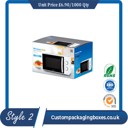 Microwave Oven Packaging Boxes