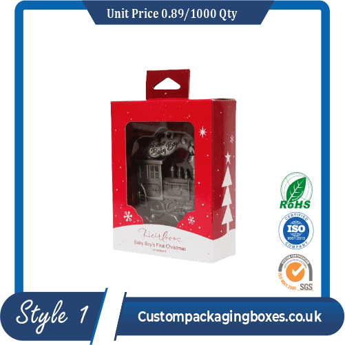 Ornament Packaging Boxes