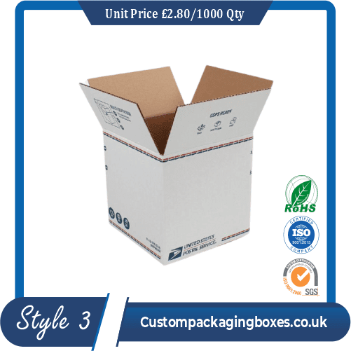 Slotted Packaging Boxes