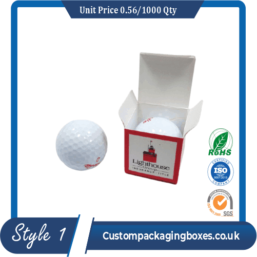 Sports Insert Packaging Boxes