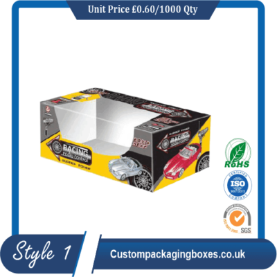 Custom Toy Packaging Boxes sample #1