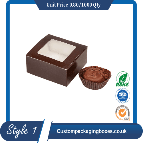 Window Chocolate Boxes