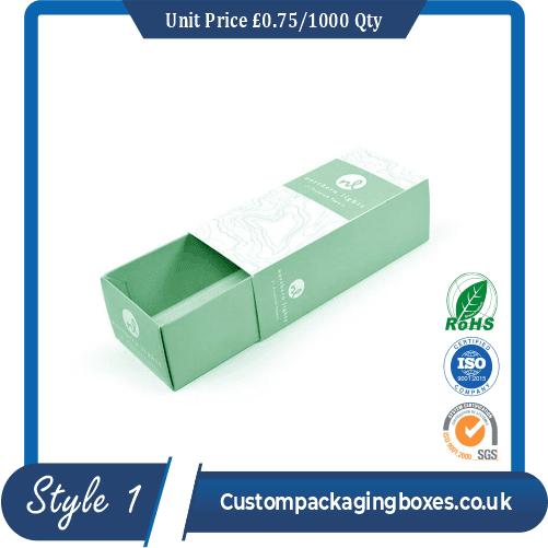 Custom printed hair spray packaging boxes sample #1