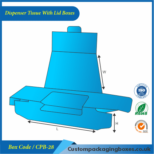 Dispenser Tissue With Lid Boxes 02