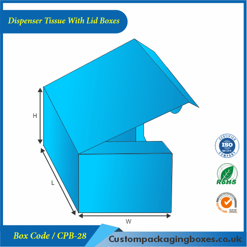 Dispenser Tissue With Lid Boxes 03