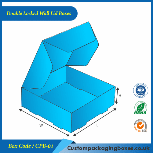 Double Locked Wall Lid Boxes 01