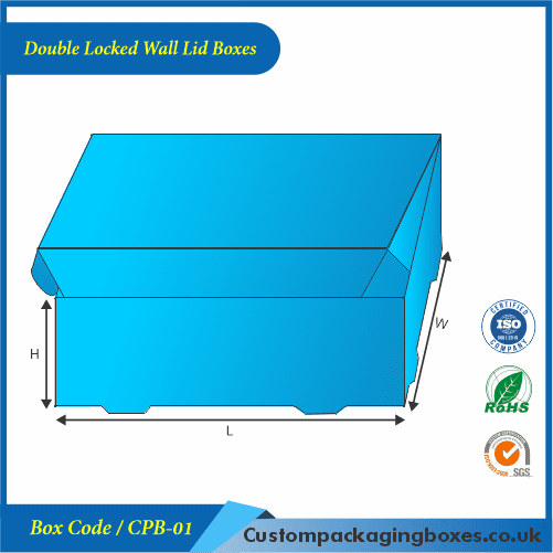 Double Locked Wall Lid Boxes 03