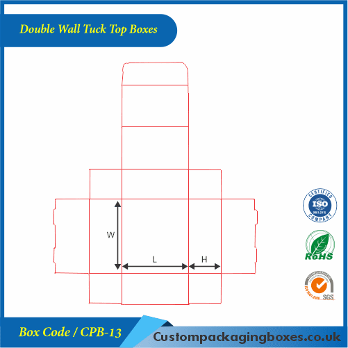 Double Wall Tuck Top Boxes 04