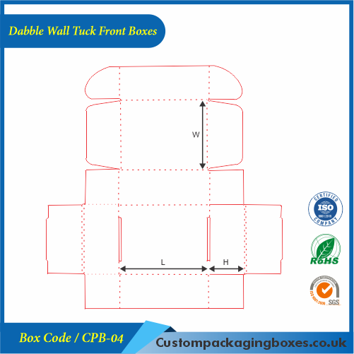 Duble Wall Tuck Front Boxes 04