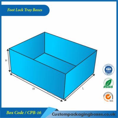 Foot Lock Tray Boxes 01