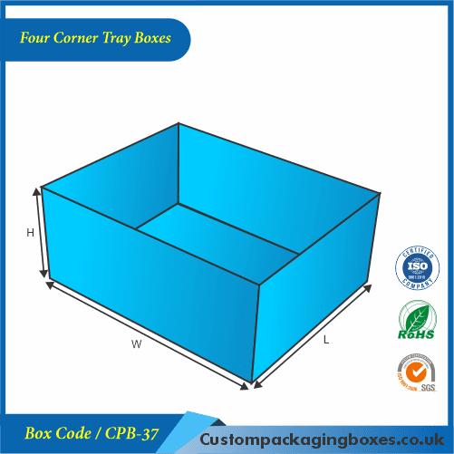 Four Corner Tray Boxes 01