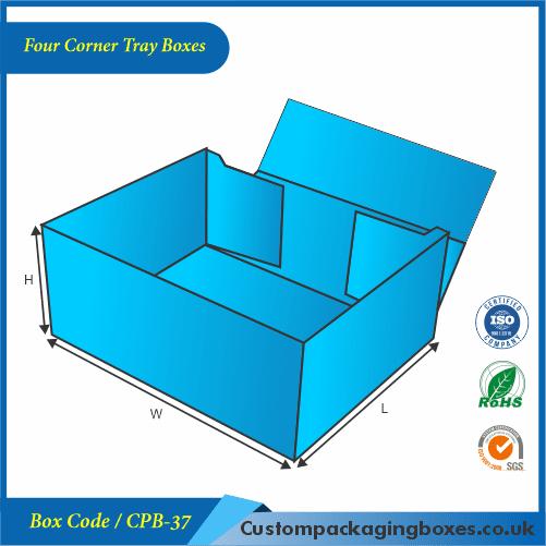 Four Corner Tray Boxes 02