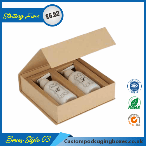 Glossy Lotion Packaging Boxes 03