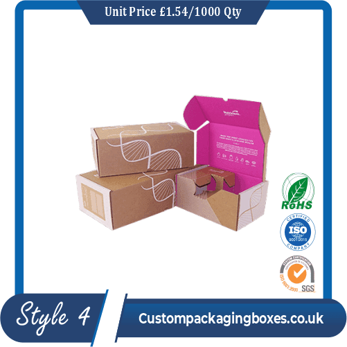 Printed Cosmetic Packaging Boxes