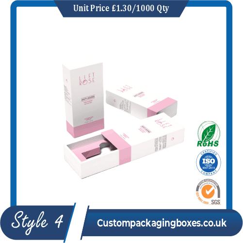 Unique Cosmetic Boxes