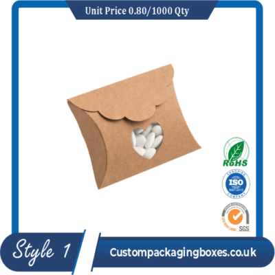 Window Corrugated Packaging Boxes sample #1