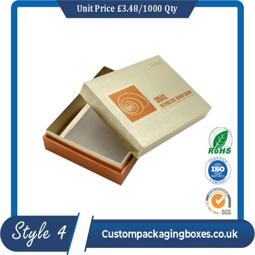 custom Sun Protection Cream Boxes sample#4