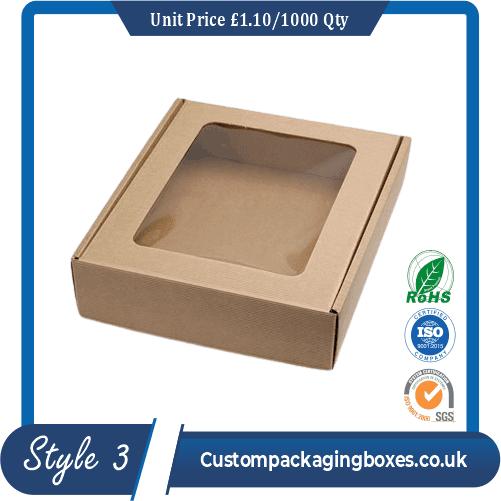 Gift Window Boxes