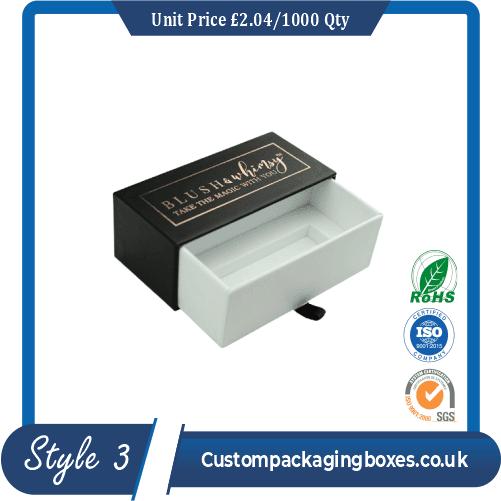 Printed Perfume Packaging Boxes