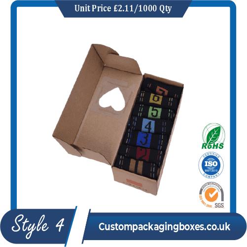 Socks Packaging Boxes