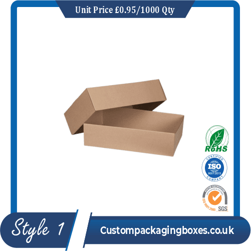 custom wax stripes packaging boxes sample #1