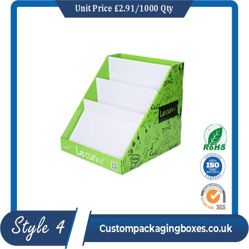 custom wax stripes packaging boxes sample #4