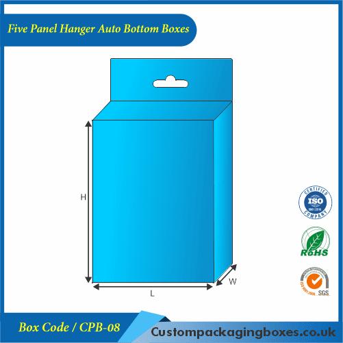 Five Panel Hanger Auto Bottom Boxes 01