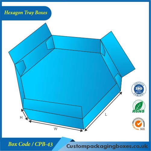 Hexagon Tray Boxes 03