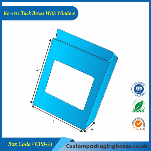 Reverse Tuck Boxes With Window 01