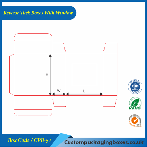 Reverse Tuck Boxes With Window 04