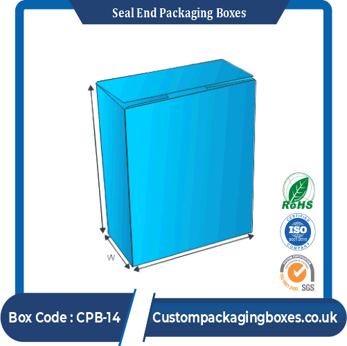 Seal End Packaging Boxes