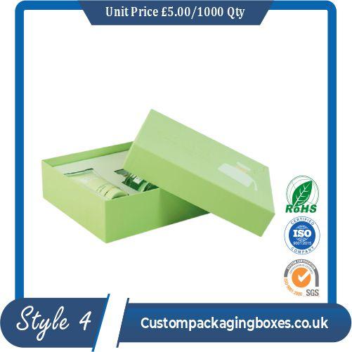 custom rigid Packaging box