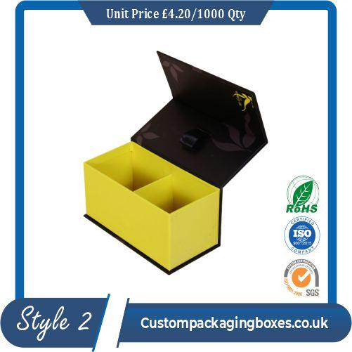 custom rigid Packaging boxes