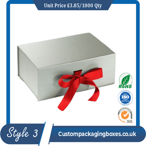 Gift Packaging Boxes With Magnetic Lid