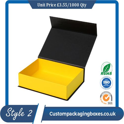 Rigid Paper Boxes
