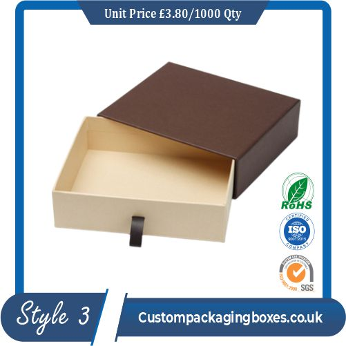 Rigid Paper Packaging Boxes