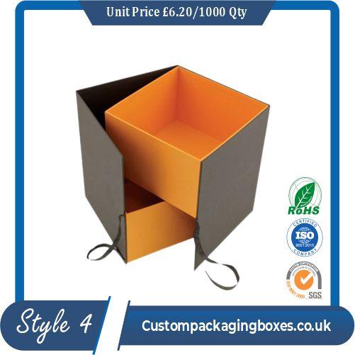 Rigid Paper Packaging